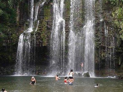 Tours Miravalles Volcano Crater and Waterfalls Adventure
