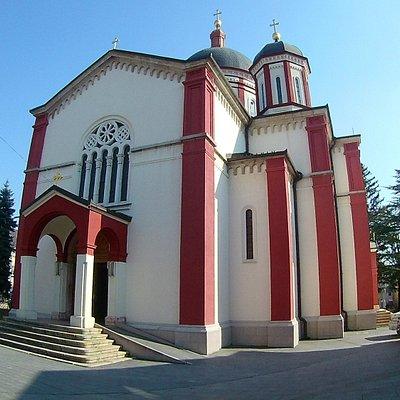 Прелеп верски објекат Саборна црква у самом центру Крагујевца