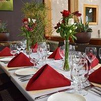 St. Valentine's day dinner