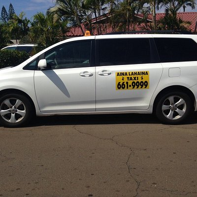 Aina Lahaina Taxi