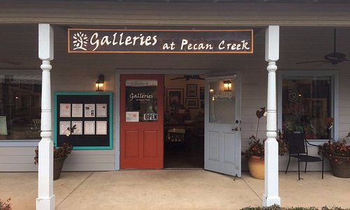 Galleries at Pecan Creek is located in historic Old Oak Square.