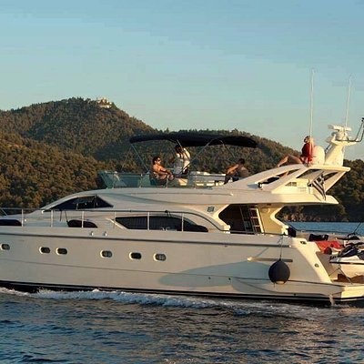 Chalkidiki Luxury Yachts Sani Marina