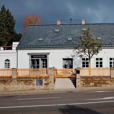 Ferdinand Porsche Birth House