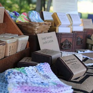 Luxurious Handcrafted Goat Milk Soaps- Tasty Treats- Wonderfully Scented Hand-Poured Soy Candles
