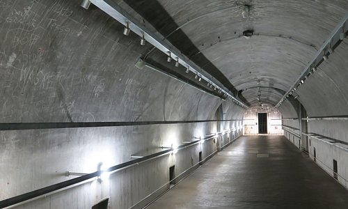 tunnels under the mountain