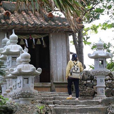 川平観音堂