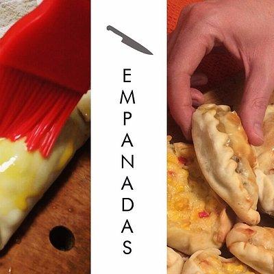 Our exquisite 'empanadas'