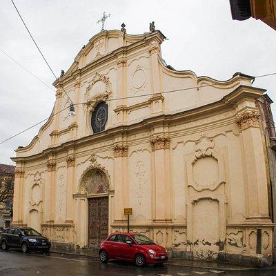 Chiesa di Sant'Anna A Vercelli