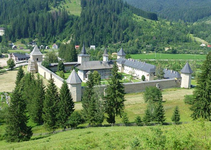 Monasterio de Sucevita