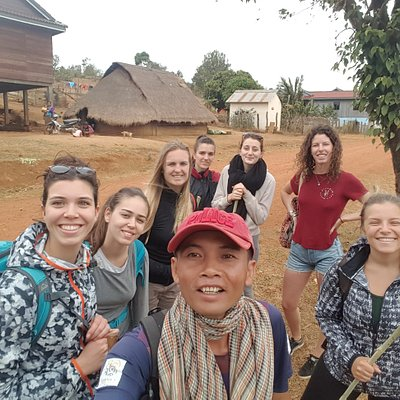 Two days jungle trekking and Elephant adventure tour in Mondulkiri province.