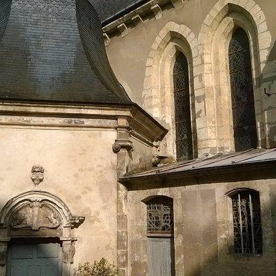 Le tombeau de Sully - rue de Sully - Nogent le Rotrou