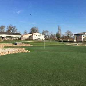 Un bel après-midi sur le mini-golf !