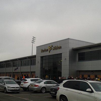 Burton Albion Football Club