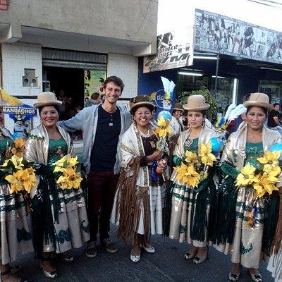 bailes folclóricos Cochabamba San Juan