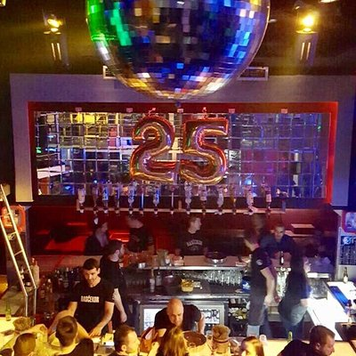 Best night club in Bitola. 25 years making history of clubbing in Macedonia.