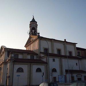 Panoramica sulla chiesa