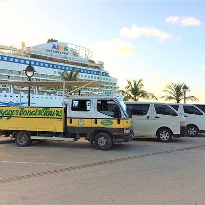 Island tour with Voyager Bonaire Tours