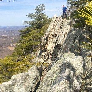 The Vista view off Buzzard Rock North