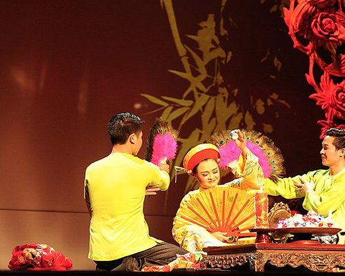 Hoang Muoi Prince - Four Palaces Show