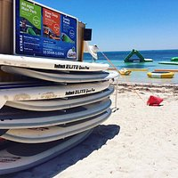 Stand Up Paddleboards for hire