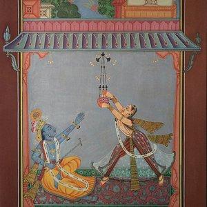 Historical Paintings Basholi