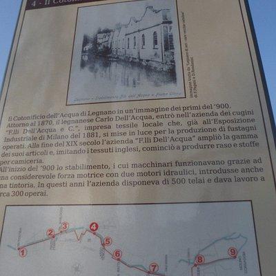 Ponte cotonificio Dell'Acqua