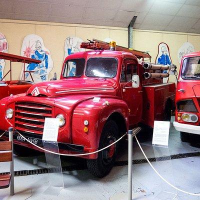 Le musée des Sapeurs Pompiers