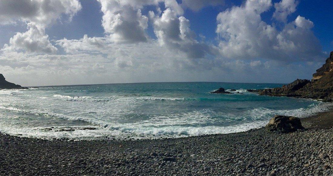 Magnifique journée en compagnie de Simon, qui nous a fait découvrir le nord de Fuerteventura hor