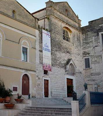 Chiesa e convento Santa Maria Vetere Andria