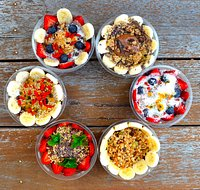 Just some of our acai bowls...