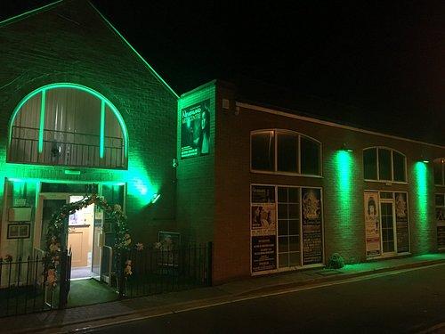 Neverland Theatre - External