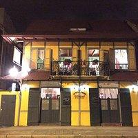 Restaurant La Petite Maison, votre restaurant du centre ville dans une véritable maison créole