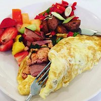 Breakfast in our Kerr Dining room is served Monday - Friday!