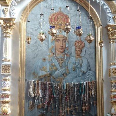 Ikona Matki Bożej z Dzieciątkiem