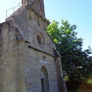 Iglesia de la Merced, s. XV. Chanteiro