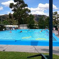 Halls Gap swimming Pool
