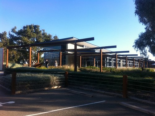 Jacobs Creek Visitor centre