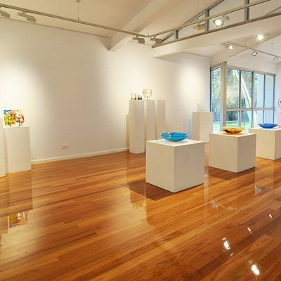 Tactile Arts Gallery - Next to the MAGNT
