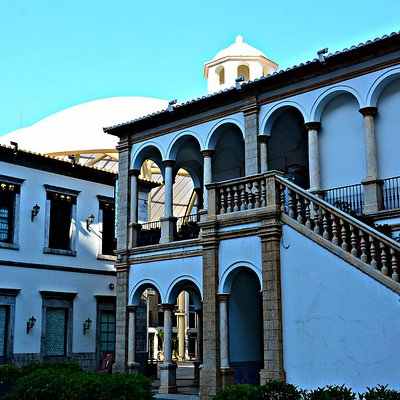 Portuguese-style building