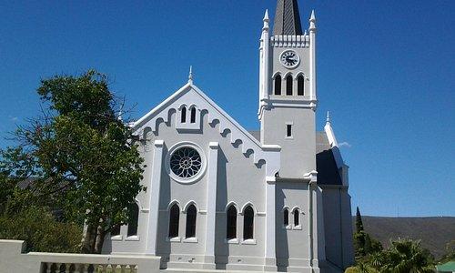 A lovingly maintained church