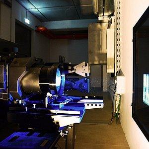 Proiettore Sony Digital Cinema 4K