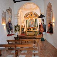 Caplla San Juan de Dios.