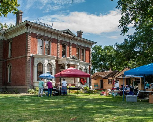 Lots of events and activities going on all year at the Kirkman House Museum.