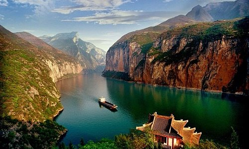 Three Gorges View
