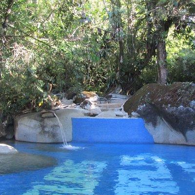 Springs in San Gerado de Rivas