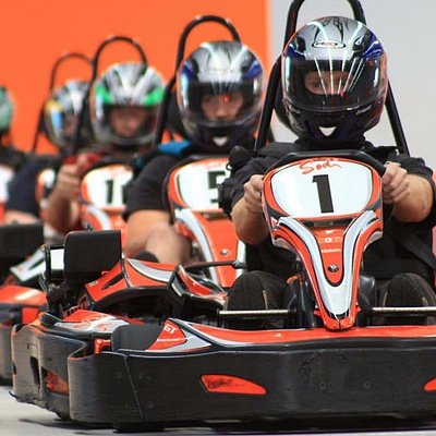 Longest, Widest and Fastest  indoor karting in Sydney.