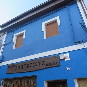 Restaurante Zumastieta especialidad en Alubiadas, Funicular de Lareineta (Trapagaran)