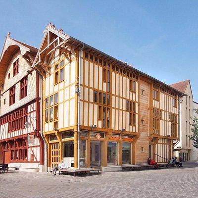 Joli appartement résidentiel à Troyes