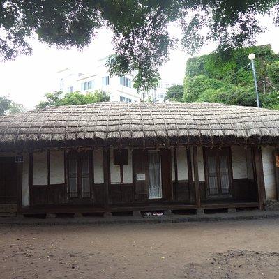 Домик, где жил художник