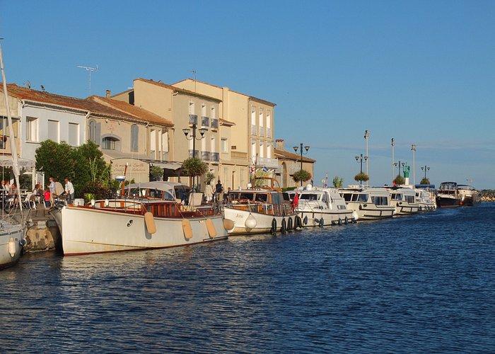 "Marseillan  "" the french port that's like Saint-Tropez before Bardot "" The Guardian"
